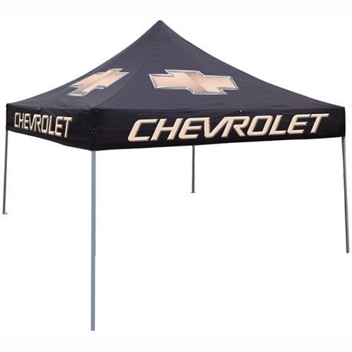 custom digital  color print logo canopy tent