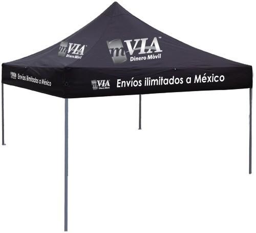 custom print logo canopy tent
