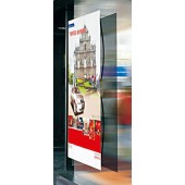 2'x4'ft Window Suction Cup X-Display 50x120cm